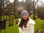 """""""Edimburgo na Escócia, um lugar fantástico para se visitar, até mesmo o cemitério que é emblemático"""""""