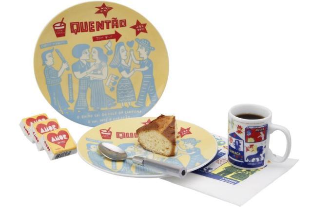 Dicas para transformar a mesa para as festas juninas Tok&Stok,Divulgação/Tok&Stok,Divulgação