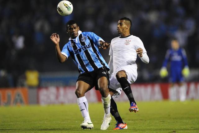 Enquete do zhEsportes aponta Fernando como o melhor contra o Corinthians Ricardo Duarte/Agencia RBS