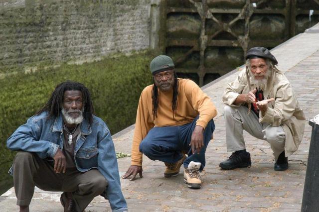 The Congos e Max Romeo se apresentam nesta quarta na Capital Opinião Produtora/Divulgação