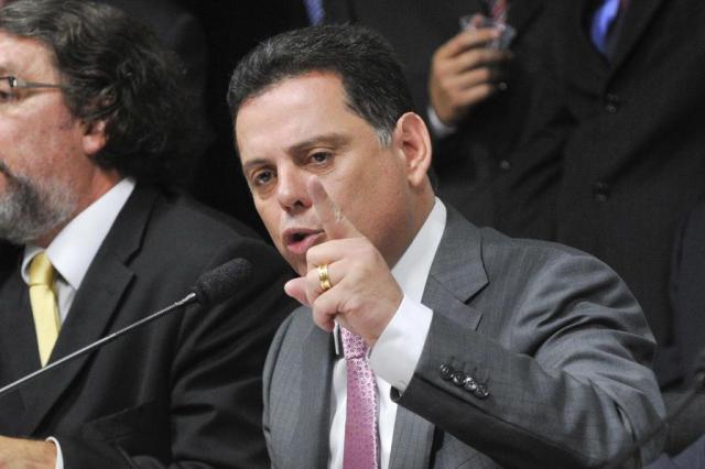 Pedido de quebra de sigilo de Marconi Perillo tumultua reunião Geraldo Magela/Agência Senado,Divulgação