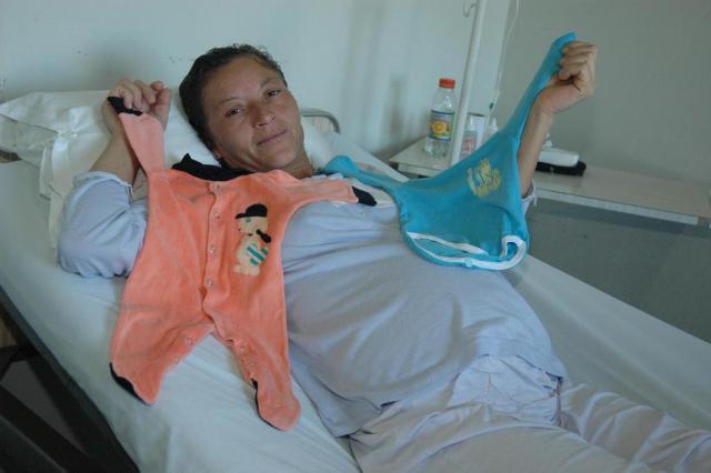 Gestante de Paim Filho aguarda por vaga em UTI Neonatal há 20 dias Marla Barbieri/Agencia RBS