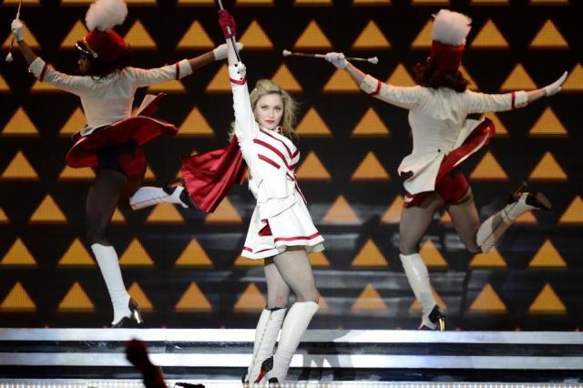 Zero Hora assistiu em Milão ao espetáculo que a rainha do pop trará à Capital em dezembro Kevin Mazur/WireImage/Divulgação