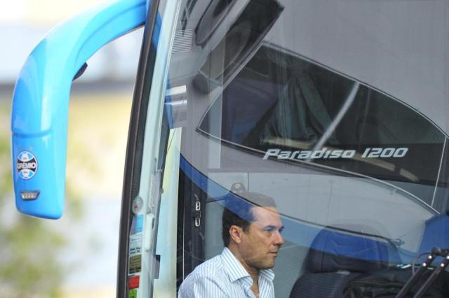 Missão para o Grêmio: reverter derrota por dois gols fora de casa é tarefa rara no futebol Tadeu Vilani/Agencia RBS
