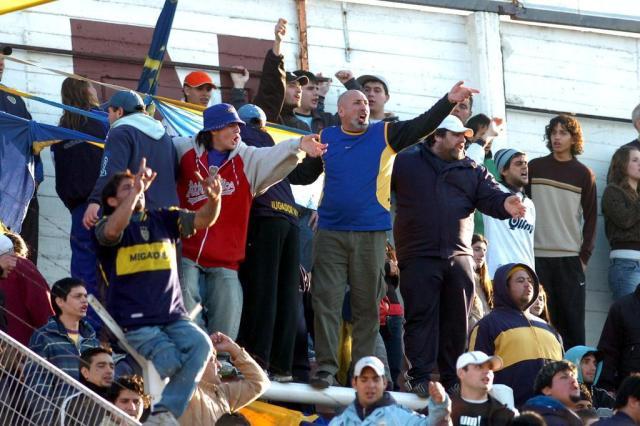Livro conta a trajetória da La Doce, a torcida organizada do Boca Juniors Ricardo Duarte/Agencia RBS