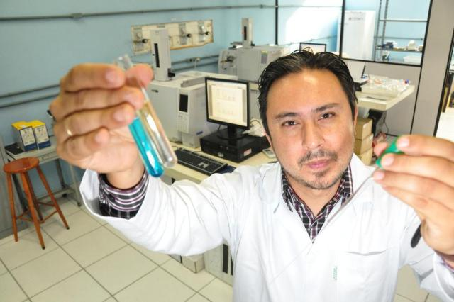 Química focada na solução de crimes Nauro Júnior/Agencia RBS