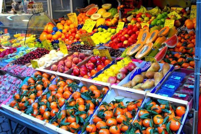 Cores dos vegetais indicam os nutrientes que eles contêm Beto Barreiros/Arquivo Pessoal