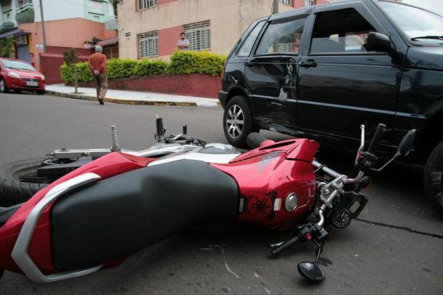 Gastos com atendimentos a motociclistas aumentam 113% em quatro anos Ronald Mendes/Especial