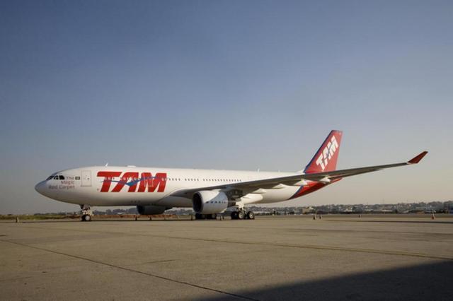 TAM cancela voo direto Porto Alegre-Buenos Aires TAM/Divulgação