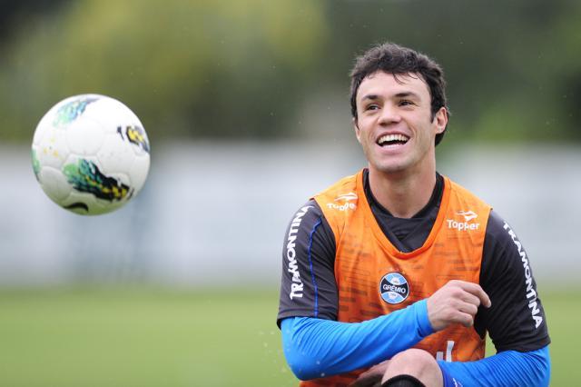 Só trabalharia com o Felipão se ele viesse para o Grêmio. Daqui não saio, diz Kleber Ricardo Duarte/