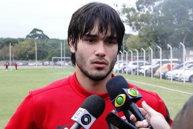 """""""Quem joga em clube grande tem que estar acostumado à pressão"""", diz Dalton Guilherme Becker/AgênciaRBS"""