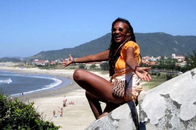 Morte de gaúcha atropelada por caminhão no Rio causa mobilização e revolta Arquivo Pessoal//