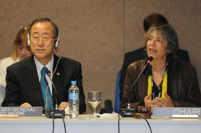 Desenvolvimento sustentável fará parte do currículo nas faculdades brasileiras  Evaristo Sá/AFP