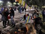 Serenata Junina Iluminada reúne porto-alegrenses no Parque da Redenção