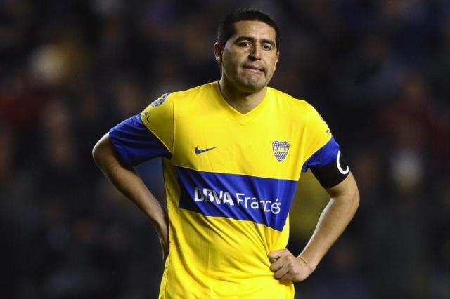 Agente de Riquelme confirma saída do jogador do Boca Juniors  Alejandro PAGNI/AFP
