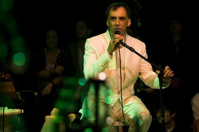 """""""Acústico MTV"""" de Arnaldo Antunes reúne todas as facetas do músico Marcos Villas-Boas/Divulgação"""
