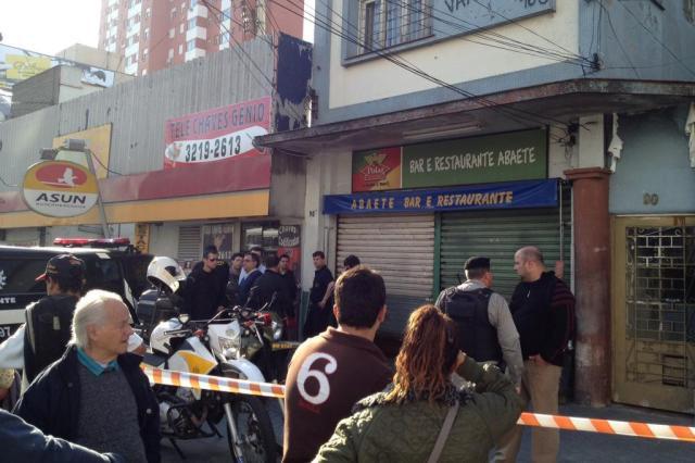 Dono de bingo é morto a tiros em restaurante na Capital Carolina Rocha/Agencia RBS