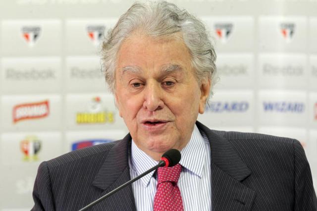 """Juvenal Juvêncio garante: """"Eu seria um bom técnico para o São Paulo"""" Vipcomm/Divulgação"""