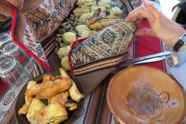 Uma refeição inesquecível na Bolívia Arquivo Pessoal/Arquivo Pessoal