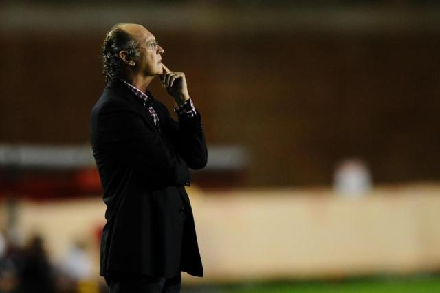 Falcão deixa o Bahia após derrota para o Fluminense por 4 a 0 Diego Vara/Agencia RBS