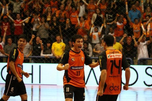 ACBF vence o Inter por 4 a 1 e conquista a Copa Intercontinental de Futsal Renato Zaro/ACBF