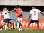 No jogo válido pela sétima rodada do Campeonato Brasileiro, o Inter voltou com um empate de Salvador