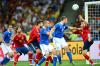 Lances de ataque da Itália não surtiram efeito