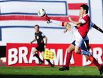 Os gols da partida foram de Gabriel, para o Bahia e Índio, para o Inter