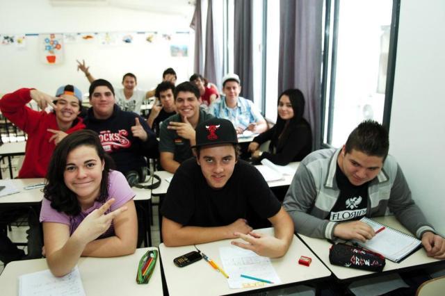Cresce a procura de adolescentes por ensino da EJA Miro de Souza/Agencia RBS