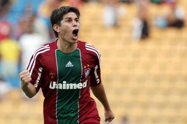 Grêmio busca um meia e um atacante: Ex-Fluminense, Conca é um dos nomes Divulgação/Photocâmera