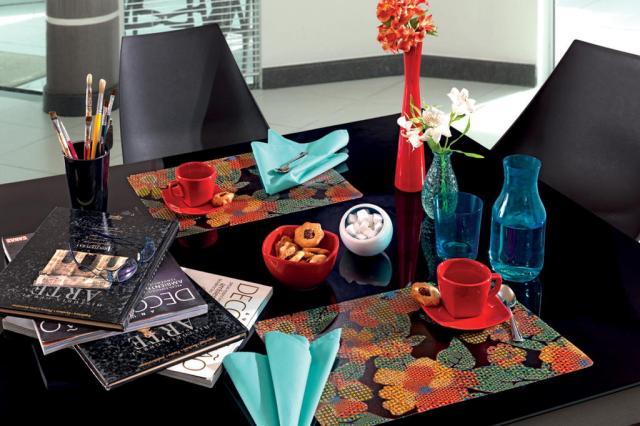 Uma seleção de produtos para vestir a sua casa com requinte e elegância Copa & Cia,Luís Rovela/Studio Rovella/Casa&Cia