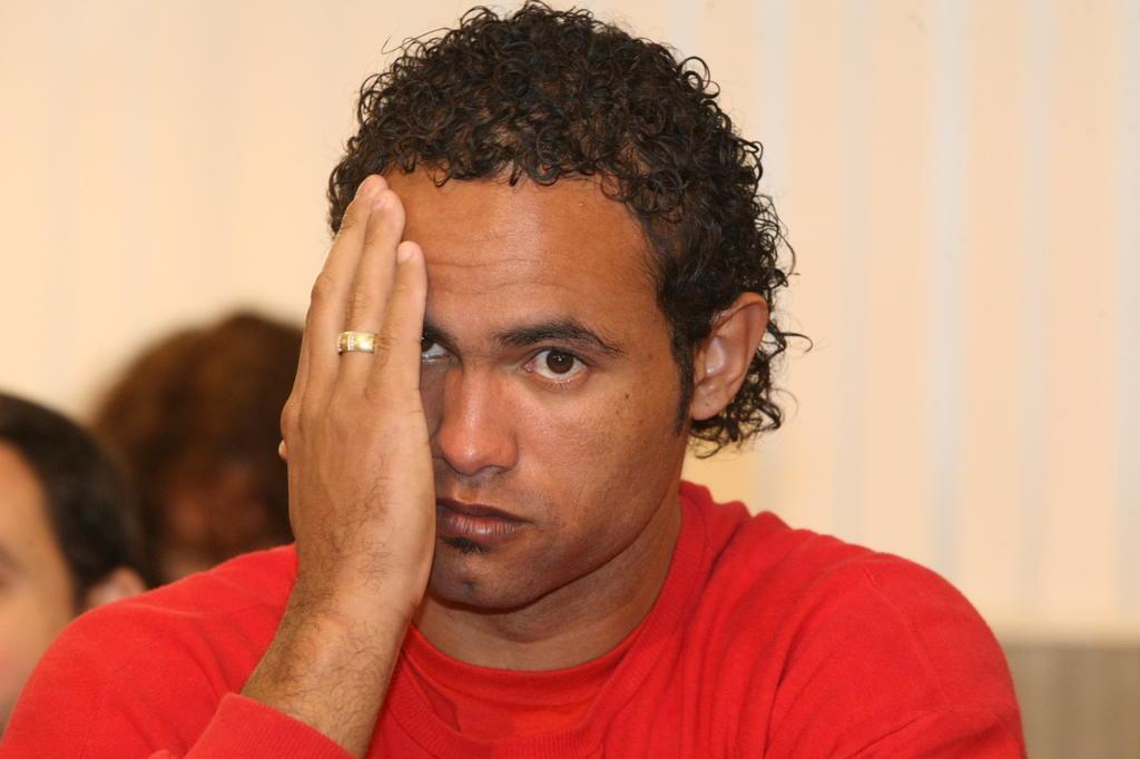 Goleiro Bruno consegue habeas corpus e deve ser solto nesta sexta RENATO COBUCCI/JORNAL HOJE EM DIA/AE