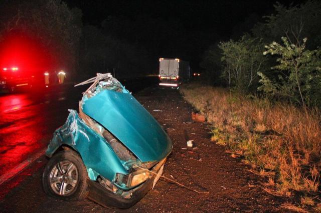 Colisão frontal mata quatro em Iraí Jardel da Costa/Especial