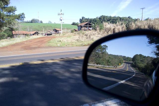 Retirada de aldeia indígena atrasa duplicação da BR-386 Caco Konzen/Especial