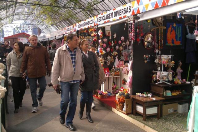 Turistas enfrentam temperatura de 3,9ºC em Gramado Vanessa Franzosi/Zero Hora