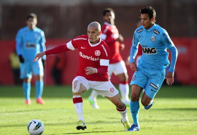 Contra o Atlético-MG, Dorival terá D'Alessandro e Edson Ratinho deve estrear Mauro Vieira/Agencia RBS