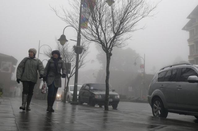 Cerração completa clima de inverno na Serra Vanessa Franzosi/Agência RBS