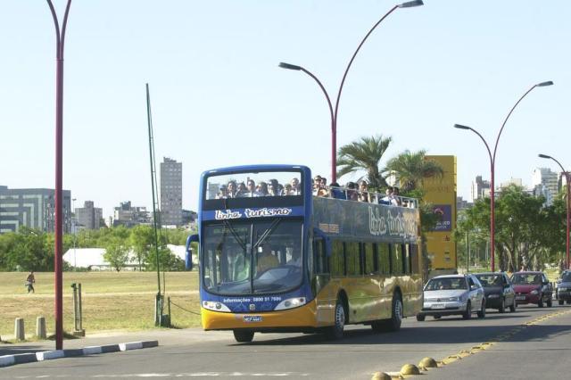 City tour Zona Sul não circulará no dia 17 de julho Valdir Friolin/Agencia RBS