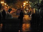 A tendência é de que a chuva se intensifique em todas as regiões ao longo do dia