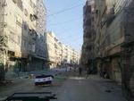 Bombardeios desde domingo são registrados na região de Damasco, na Síria, no conflito entre o exército e insurgentes