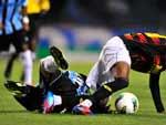 Quanto mais o Grêmio atacava, mais o Sport se defendia