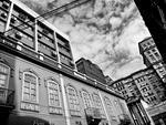 Prédios na Rua General Vitorino, no centro de Porto Alegre