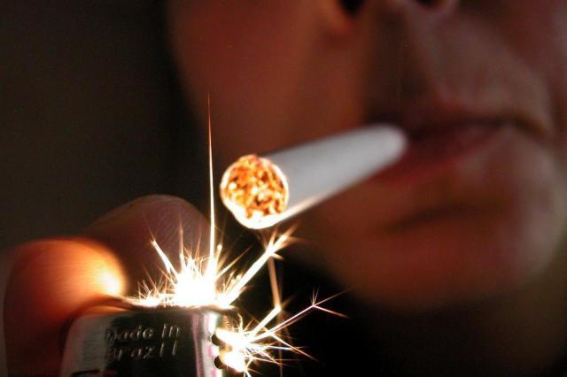 Cigarro eletrônico pode ser de 5 a 15 vezes mais cancerígeno Patrick Rodrigues/Ver Descrição
