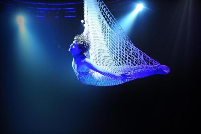 """O Cirque du Soleil apresenta em Porto Alegre o espetáculo """"Varekai"""" Jean Schwarz/Agencia RBS"""