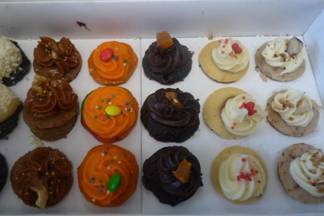 Cupcakes para comer de uma só mordida Bete Duarte/Agencia RBS