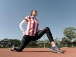 Leryn Franco, paraguaia do lançamento de dardo