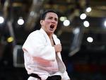 Kitadai comemora classificação para a disputa do bronze