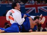 Bronze veio na vitória sobre o italiano Elio Verde