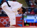 Felipe Kitadai chorou ao conquistar o bronze