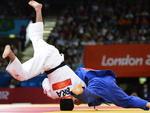 Kitadai na luta contra o sul-coreano Gwang Hyeon Choi